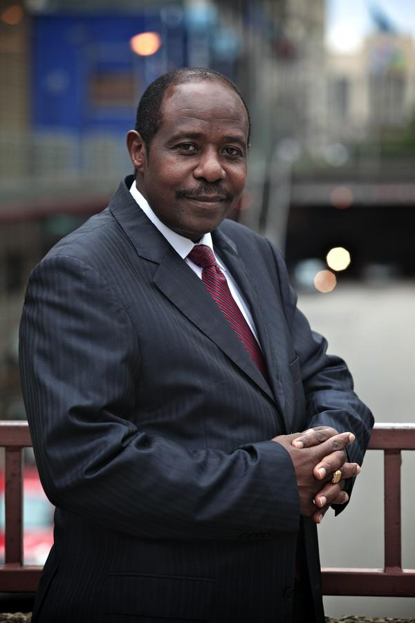 Paul Rusesabagina, who sheltered more than 1,000 people in his hotel during the Rwandan genocide, says the brutal violence in Syria, the Central African Republic and the Congo shows history repeats itself while people fail to learn from it.