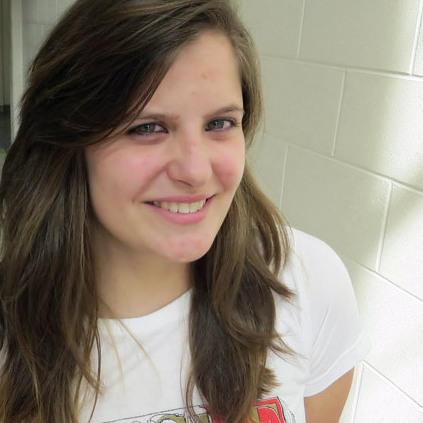 Sophie Fairbairn attends Northridge High School.