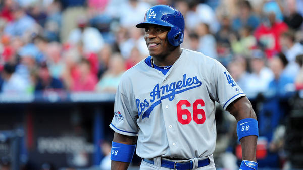"""Cuban player Yasiel Puig has often been criticized for lacking discipline and for his """"energetic"""" approach to the game. His fascinating journey to the U.S. was recently chronicled by <em>LA Magazine</em> and ESPN."""