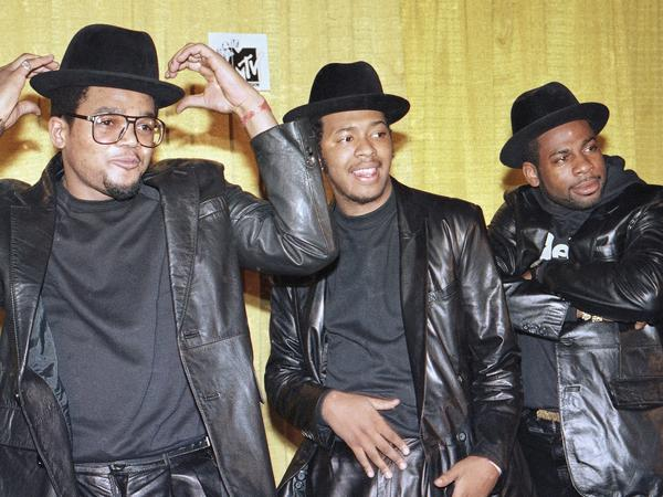 Library Of Congress, How Could You Forget Run-DMC? | KASU