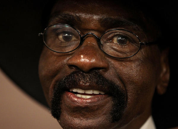 """Rubin """"Hurricane"""" Carter is pictured in February 2010. (Paul Kane/Getty Images)"""