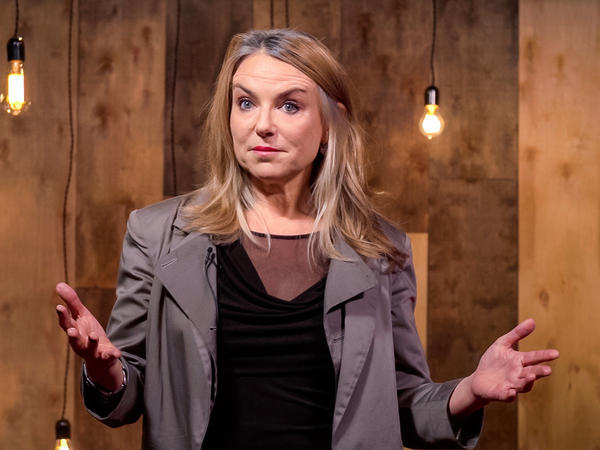 Psychotherapist Esther Perel says a good and committed relationship draws on the conflicting needs of security and surprise.