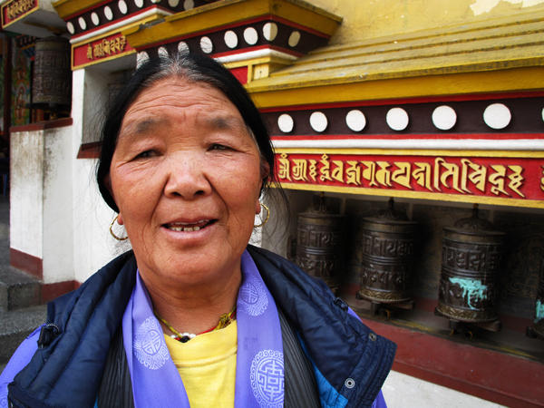 """Da Chiki's 26-year-old son, Mingma Tenzing Sherpa, died several weeks ago as the result of complications from altitude sickness at Everest's base camp. """"My son would say, 'After climbing two to three times, I will build a house,' """" the 65-year-old mother recalls. """"But where is the house? Everything has been shattered."""""""