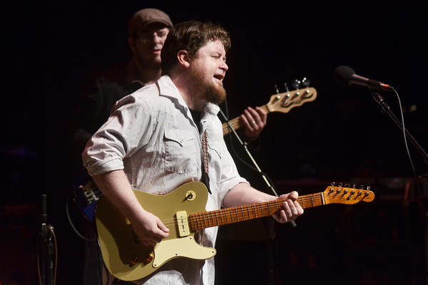 His latest album, <em>Sounds of Home,</em> was produced by swamp-blues master Tab Benoit.