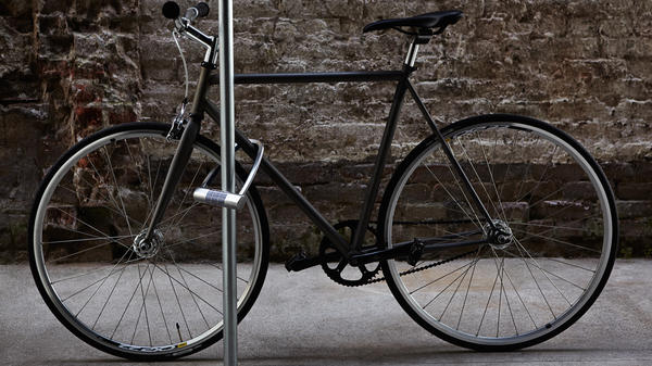 The lock can also be used to let other riders borrow the bike.