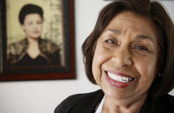 Sylvia Mendez was a young girl in the 1940s when her parents fought for Latinos to have access to white schools in the California court case <em>Mendez v. Westminster</em>. They won in 1947.