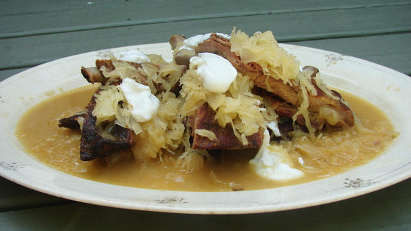 Don't diss the sauerkraut: It may be a hot dog staple, but it's more versatile than you think.