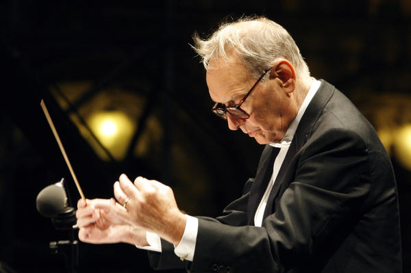 Ennio Morricone became a fixture of global culture with his film music — but as a young composer, he was a radical.