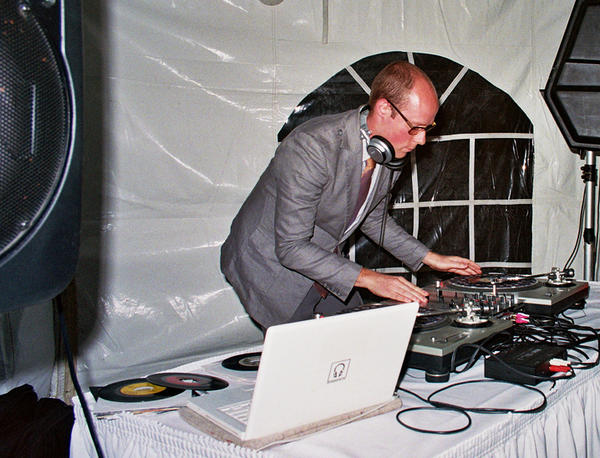 San Francisco-based DJ Spinnerty is one of the acts KCRW's Anthony Valadez can't get enough of at the moment. (Nica Lorber/Flickr)