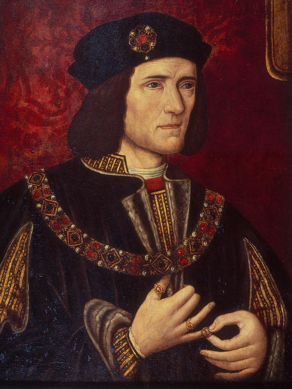 Portrait of King Richard III.