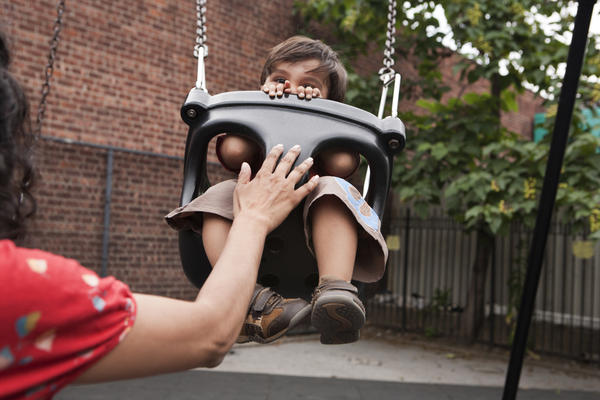 To keep children healthy, it may take a city that's dirty in just the right way.