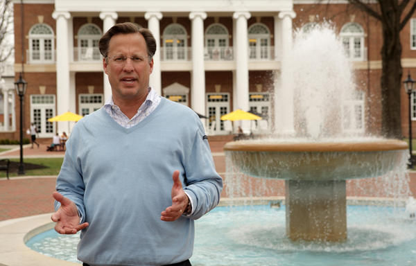 Randolph-Macon College economics professor Dave Brat defeated House Majority Leader Eric Cantor in Tuesday's primary.