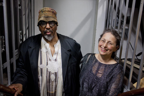 Bassist William Parker and dancer Patricia Nicholson Parker co-founded the Vision Festival.