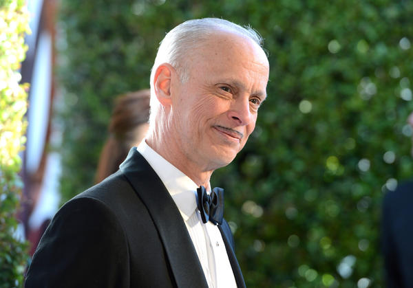 "Film director John Waters has penned a book called ""Carsick,"" about his cross-country hitchhiking trip. (Jason Kempin/Getty Images for EJAF)"