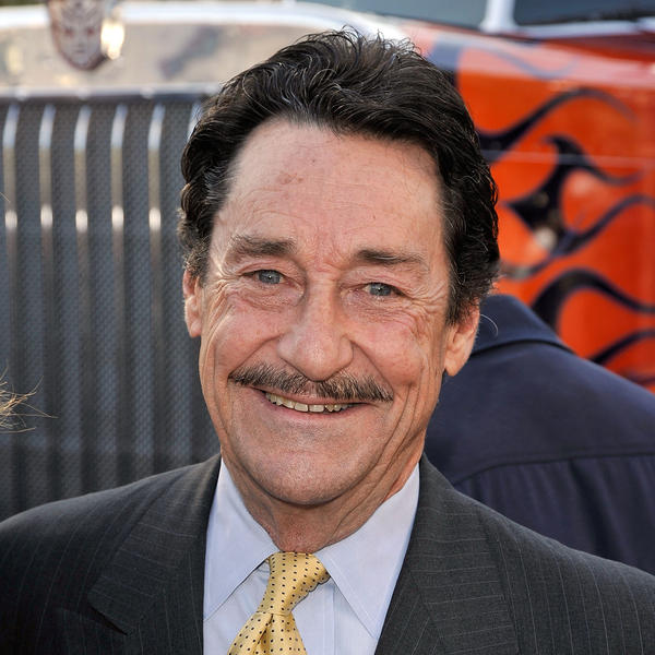 Voice actor Peter Cullen arrives at the premiere of <em>Transformers: Revenge of the Fallen</em> in June 2009.