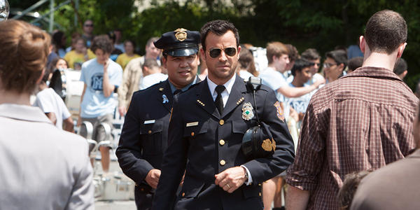 "The HBO series, ""The Leftovers,"" explores what happens on Earth for those left behind after the Rapture. It is based on Tom Perrotta's novel of the same name. Perrotta was also a producer and writer on the show. (HBO)"