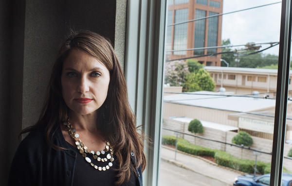 Marie Collins, a Lafayette Parish Sheriff's Office counselor, estimates at least 80 percent of the people in the parish jail got there because of substance abuse.