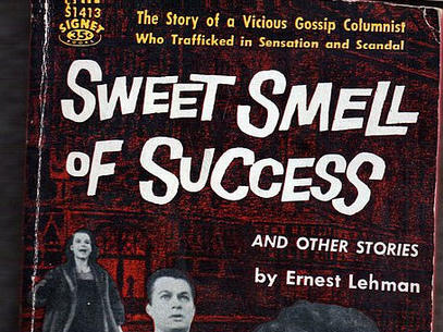 Teens say their parents are teaching them that success smells sweeter than kindness.
