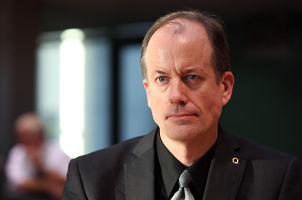 Thomas Drake (also shown here in Berlin on July 3), another NSA whistleblower, was charged with violating the Espionage Act for showing unclassified NSA information to a reporter.