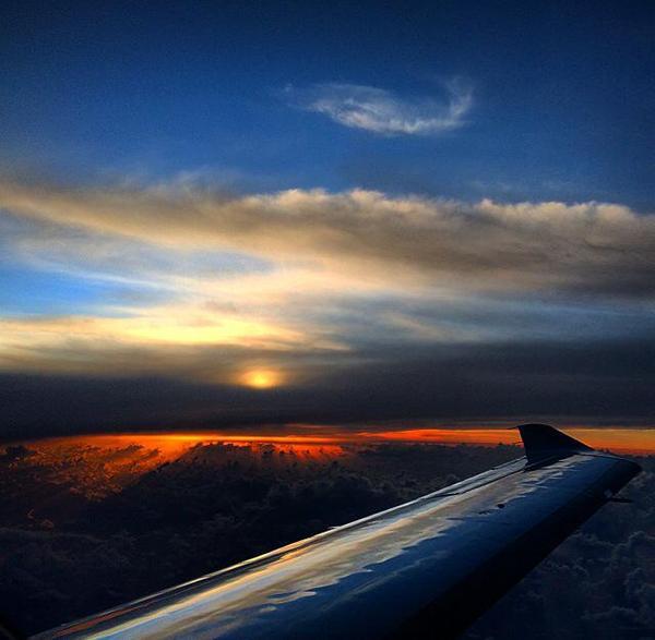 Sunrise over Mount Kilimanjaro in Tanzania. (Courtesy Amelia Rose Earhart)