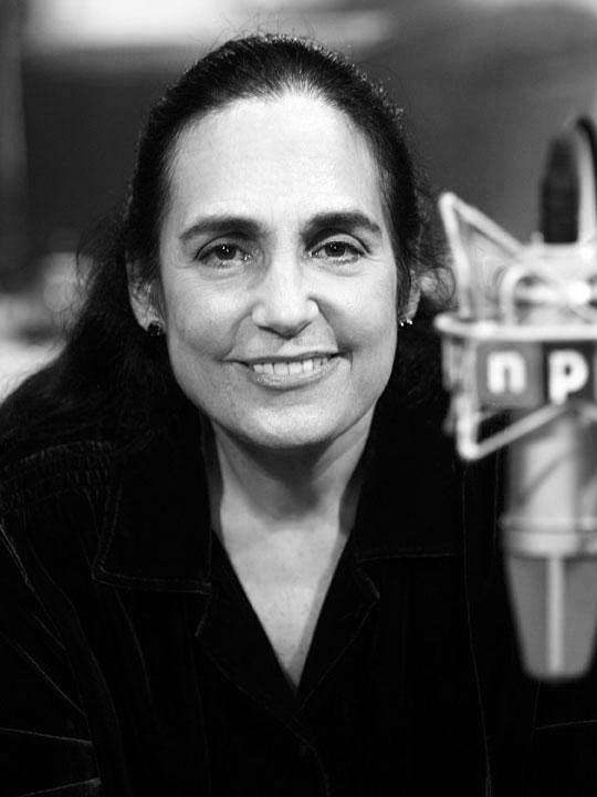 Margot Adler, seen here in 2006, was a longtime reporter for NPR. She died Monday following a battle with cancer.