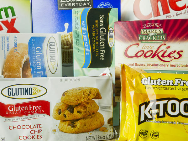 """An FDA rule effective Aug. 5 states that foods may be labeled """"gluten free"""" only if there's less than 20 parts per million of the protein."""