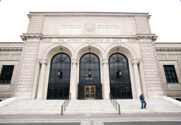 Deaccessioning — the permanent removal of an object from a museum's collection — has been a big issue in Detroit. When the city declared bankruptcy, it had to put all of its assets on the table. Turns out, the most valuable asset was the art collection at the Detroit Institute of Arts.