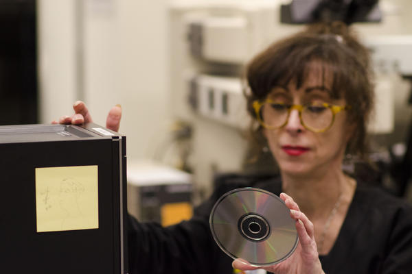 "Many institutions have their archives stored on CDs — but the discs aren't as stable as once thought. There is no average life span for a CD, says preservationist Michele Youket, ""because there is no average disc."""