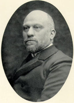 The Italian physiologist Angelo Mosso.