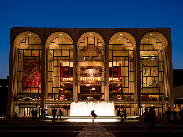 The Metropolitan Opera has settled labor contracts with two of its largest unions.