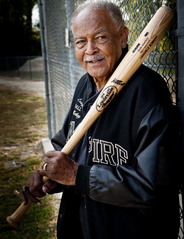Motley, 91, is the last surviving Negro League umpire.