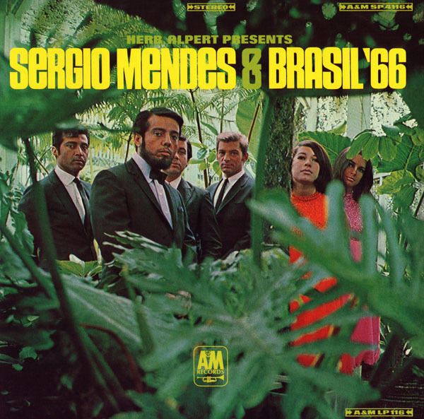 "The album <em>Herb Alpert Presents Sergio Mendes & Brasil '66</em> gave Mendes his first hit song, ""Mas Que Nada,"" and his big break."