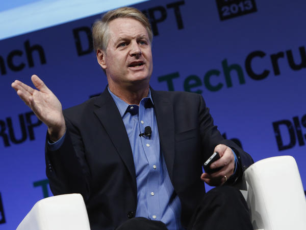 John Donahoe, CEO of eBay, calls the payments business fast-moving.