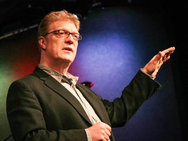 Ken Robinson proposes a more creative system of education.