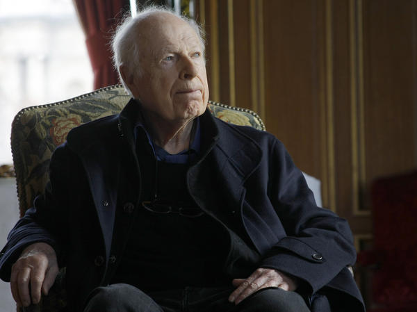 Theater director Peter Brook, shown here in 2011, co-founded the International Centre for Theatre Research in Paris.