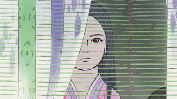 <em>The Tale of Princess Kaguya.</em>
