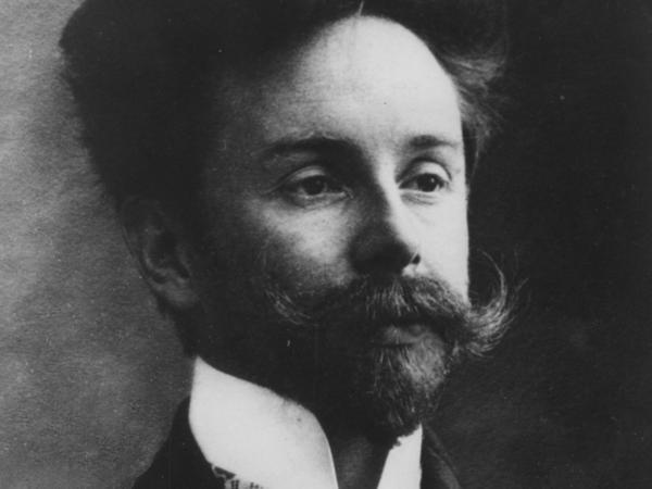 """Alexander Scriabin originally set out to write a piece called """"Orgiastic Poem,"""" centered on physical ecstasy, but later decided to alter the title to something more ambiguous."""