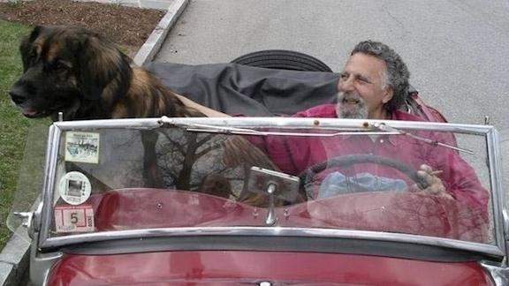 Tom Magliozzi's laugh boomed in NPR listeners' ears every week as he and his brother, Ray, bantered on <em>Car Talk.</em>