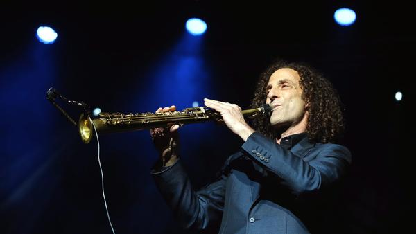 """After deleting tweets from a Hong Kong protest site, Kenny G said he was """"not trying to defy government orders."""""""