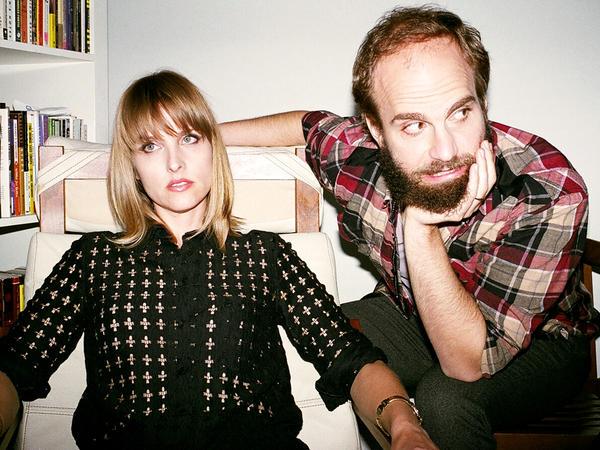 Katja Blichfeld and Ben Sinclair launched <em>High Maintenance</em> in 2012.