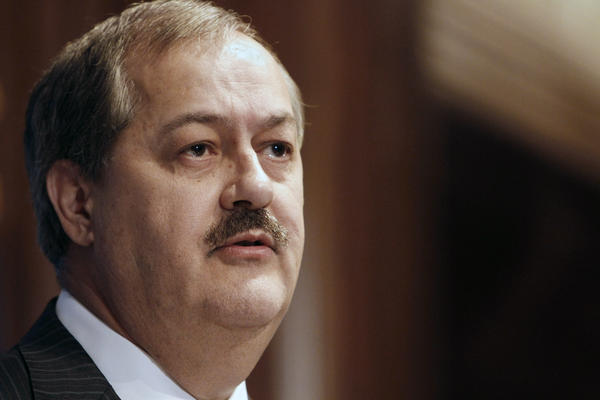 Don Blankenship, former CEO of Massey Energy, is accused of thwarting mine safety enforcement and conspiring to violate mine safety law. Massey Energy owned the Upper Big Branch mine in West Virginia, which exploded in 2010, killing 29.