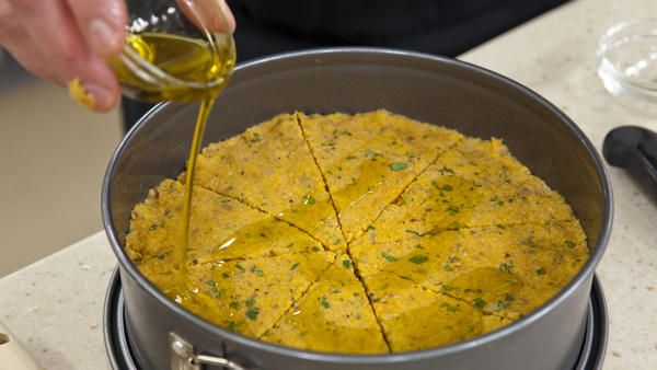 <strong>Baked Squash Kibbeh: </strong>Middle-Eastern kibbeh is a finely ground combination of beef or lamb, bulgur and onions either formed into balls and deep-fried or pressed into a pan and baked. For a vegetarian version of this flavorful dish, why not pair butternut squash with the warm spices?