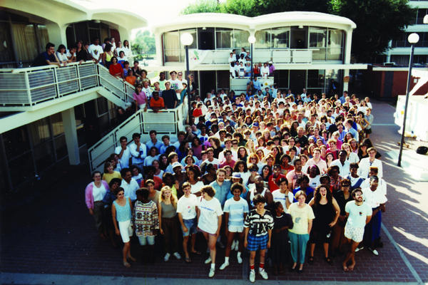 TFA corps of 1990, the first year.