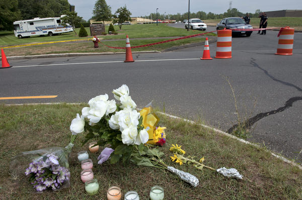 In 2010, Omar Thornton killed eight colleagues in Manchester, Conn., before killing himself. Private employers used to create their own rules about guns on their property. But over the past five years, many states have adopted laws that allow employees to keep firearms in their vehicles at work.