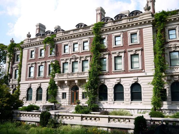 The Cooper Hewitt Smithsonian Design Museum is housed in a historic building in New York City, but the exhibits inside are far from antique — the museum is striving to be at the cutting edge of innovation.