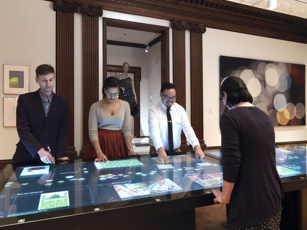 The museum hopes new interactive technologies will help attract younger museumgoers — and a new generation of donors.