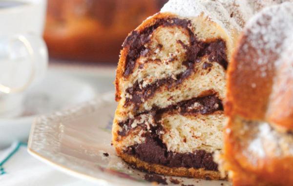 Chocolate-Cinnamon Babka (Daniel Lailah)