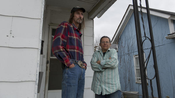 Based on their income, Tammy and Keith Berry could qualify for free care from Heartland. But the hospital has sued them anyway, and garnished their wages. Tammy makes $8.20 per hour working at fast food chain Taco John's.