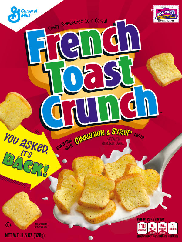 Marketers turn to memories of sweeter times to sell cereal general mills is bringing back the popular 90s cereal in a nod to nostalgia and ccuart Image collections