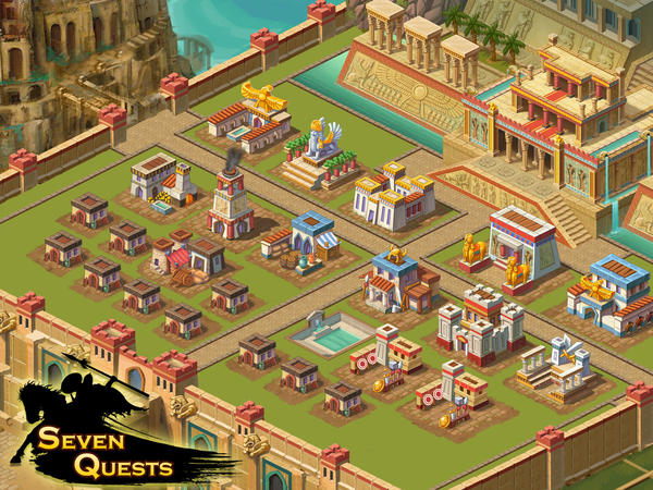 The developers of Seven Quests hope the game will have international appeal as well as offer a channel for Iranians to connect with the world after decades of isolation.